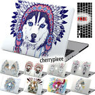 For Macbook 11/12/13/15 Chief Ethnic Collection Printing Hard Snap On Case Cover