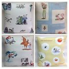 Roald Dahl James and Friends George BFG Cushion Cover Size Choice