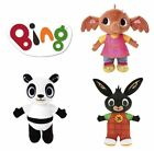 Bing Talking Plush Bing, Sula, Pando Doll Plush Toy