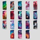 Galaxy Nebula Space Cosmos Case Hard Cover For Iphone 4 5 6 7 Se