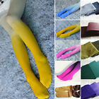 1 Pair Spandex Flexible Pantyhose Dancing Socks Bottoming Tights Gradient Color