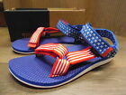 Womens TEVA Patriotic Water Sport Sandals Red White Blue 4th of July 7, 9, 11, 5