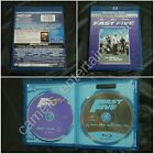 Blu-ray Movie 2-Disc Set Lot #1 (Includes: Case and Artwork)