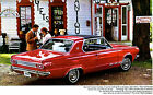 1965 Dodge Dart GT - Promotional Advertising Poster $9.99 USD on eBay