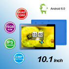 "KOCASO® 10.1"" Android 6.0 Tablet 16GB A7 Quad Core Bluetooth WiFi Touch Screen"