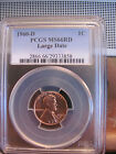 "1960-D PCGS MS66RD LARGE DATE LINCOLN CENT PCGS VALUE $25.""FREE S /H"""