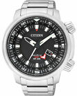 Citizen Eco-Drive Promaster Land GMT Mens Watch BJ7081-51E