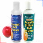 Aramith Snooker Pool Billiards Phenolic Ball Cleaner / Restorer £17.65 GBP on eBay