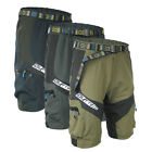New Breathable Leisure Men Cycling Mountain Bike Bicycle Shorts Half Pants
