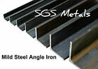 Mild Steel Angle Iron Excellent range of sizes available for quick dispatch