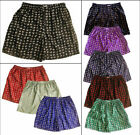 Mens Thai Silk Elephant Boxer Shorts 1, 3 or 5 Pairs Underwear Sleepwear Lot