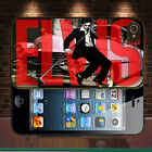 Elvis Presley Rock iPhone X Hard Case SE 4 4S 5 5C 6 7 8 Plus
