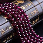 """6/8/10mm Genuine Natural Imperial Tourmaline Gemstone Round Loose Beads 15"""" AAA"""