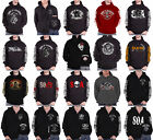 Sons Of Anarchy Hoodie Reaper SAMRCO Logo SOA crew Official Mens New