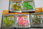 "Berkley Powerbait 1"" Power Nymphs - 5 Colours available"
