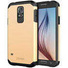 JETech Case for Samsung Galaxy S5 Shock-Absorption 2-Layer Case Cover