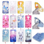 Rubber Patterned Cute Slim Silicone Painted Soft TPU Back Case For ASUS Samusng