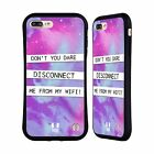 HEAD CASE DESIGNS WI-FI LOVE HYBRID CASE FOR APPLE iPHONE 7 PLUS