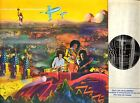 THE JIMI HENDRIX EXPERIENCE electric ladyland part 1 613010 A2/B2 uk LP VG/VG+