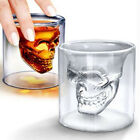 Skull Head Shot Glass Creative Designer Party Wine Cup Drinkware Gift