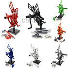 CNC Motorcycle Footpegs Rearset Rear Sets Fit Honda CBR600RR ABS 2009-2015