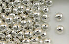 925 Sterling Silver 8mm Plain Rondelle Spacer Beads, Choice of Lot Size & Price