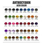 Premium Semi-Permanent Anthocyanin Hair Manicure Acid Self Dye 45 Colours 230g