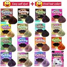 Korea Cosmetic K-Beauty EZN Shaking Pudding Hair Color Self Easy Dye 13Colours