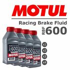 Motul RBF600 100% Synthetic Performance Race / Racing / Rally DOT 4 Brake Fluid