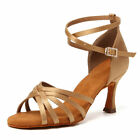 213  Women's Ballroom Latin Tango Dance Shoes heeled Salsa 7 Colors  5cm Heels
