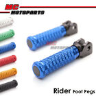 M-Grip CNC Front Foot Pegs For Yamaha Vmax 1700 09 10 11 12 13