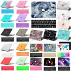 "Laptop Rubberized Hard Case Keyboard Cover For Macbook PRO 13""15"" w/no TOUCH BAR"