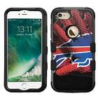 Buffalo Bills #Glove Rugged Impact Armor Case for iPhone 5s/SE/6/6s/7/Plus