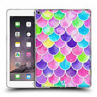 HEAD CASE DESIGNS MERMAID SCALES SOFT GEL CASE FOR APPLE SAMSUNG TABLETS