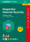 Kaspersky Internet Security 2018 (1, 2, 3, oder 5 / Geräte, Multi-Device)
