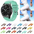 For Samsung Gear S3 Frontier Classic Silicone Replacement Wrist Strap Watchband