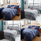 Catherine Lansfield Home Editions Denim Duvet Cover Set