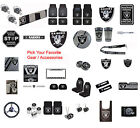 New NFL Oakland Raiders Pick Your Gear Car Truck Accessories Official Licensed