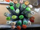 COPIC SKETCH MARKERS YR AND YG Series GREAT PRICE! READ DESCRIPTION!!