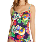 Fantasie Swimwear Cayman Underwired Scoop Neck Tankini Top Multi 5688 NEW