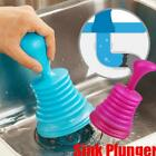 Practical Pipeline Strong Suction Cup Pipe Dredger Sewer Sink Bathtub Cleaner LJ