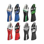 Sparco Track Kg-3 Kids/Childrens/Childs Go-Kart/Karting Race/Racing Gloves