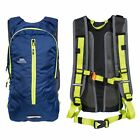 Trespass Cizzy Waterproof Rucksack Hydration Pack Compatable Backpack