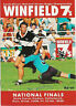 SOUTH AFRICA WINFIELD SEVENS 1996 RUGBY PROG NORTHERN TRANSVAAL NAMIBIA ETC
