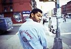 LAURENCE FISHBURNE LUSH LIFE NYC. T-SHIRT NEW SUPREME KING OF NY RICKY POWELL