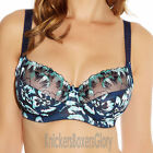 Fantasie Lingerie Joanna Side Suppport Bra Aquamarine Blue 9172 NEW Select Size
