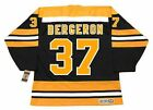 PATRICE BERGERON Boston Bruins 2006 CCM Vintage Throwback NHL Hockey Jersey