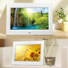 Christmas Gift 10.1'' LCD HD Electronic Digital Photo Frame Picture MP4 Player