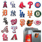 New MLB Pick Your Team Car Truck Auto 3-D Aluminum Color Emblem Sticker Decal on Ebay
