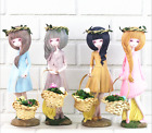 Flower girl resin furnishing articles Home decoration /Craft gift